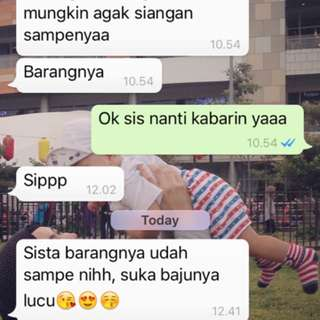 TESTIMONIAL FROM BUYER 💋