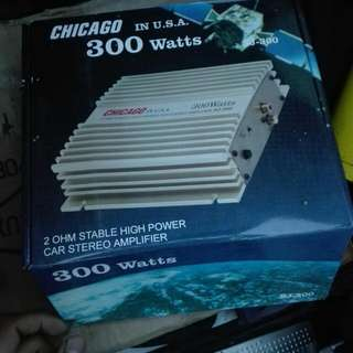 Power Amp 300w