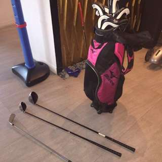 Mizuno Golf Set For Ladies