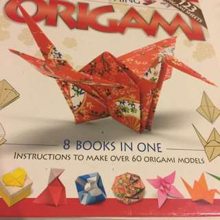 Origami Instruction Book