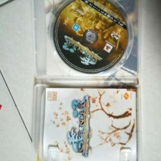 Genji Ps3 Original Games