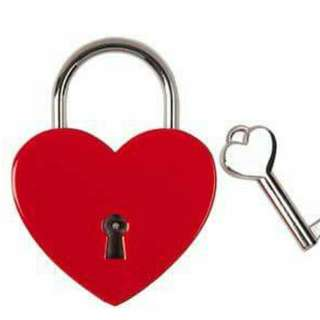 The Bag Project Love Lock