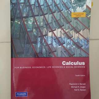 Calculus Pearson International Edition