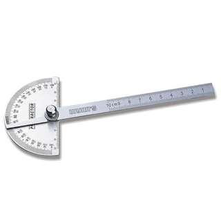 Stainless Steel Quadrant Protractor Ruler