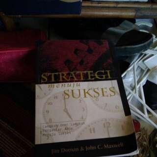 Strategi Menuju Sukses