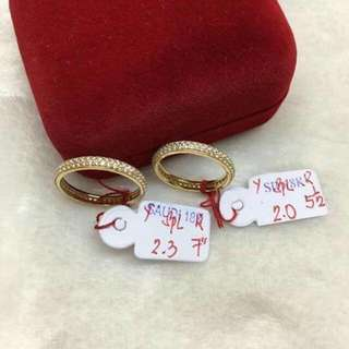 COUPLE OR WEDDING RING