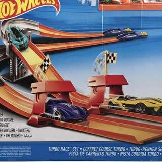 Hot Wheels, Hotwheels Turbo Race Set