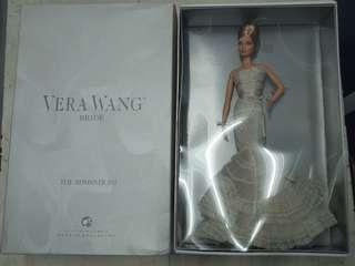 Barbie Vera Wang Bride The Romanticist