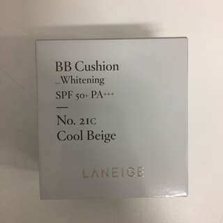Laneige BB Cushion Whitening SPF 50++