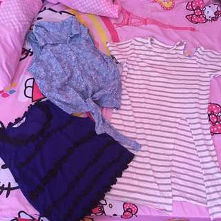 Summer Outfits (bundle)