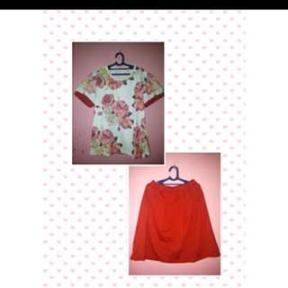 Flower Red 1 Style
