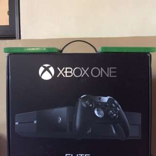 Xbox One Elite Edition 1 TB