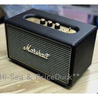 Marshall Acton Bluetooth Speaker - 全新香港行貨