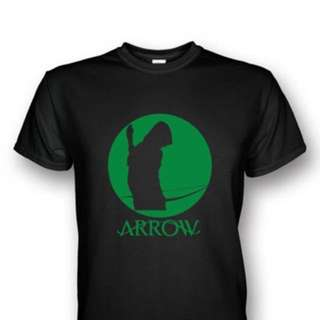 PO GREEN ARROW OLIVER QUEEN TSHIRT