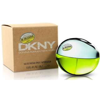 ALL YEAR ROUND SALE!! Dkny Be Delicious EDP 100ml