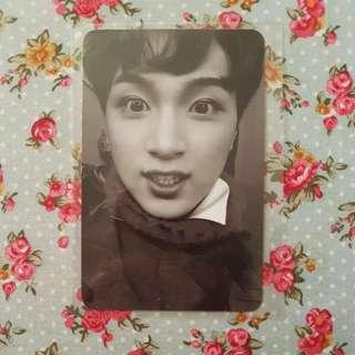 Nct Dream Haechan Photocard