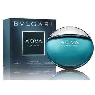 ALL YEAR ROUND SALE!! Bvlgari Aqua 100ml