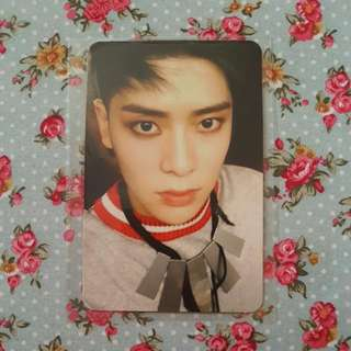 Nct 127 Jaehyun photocard