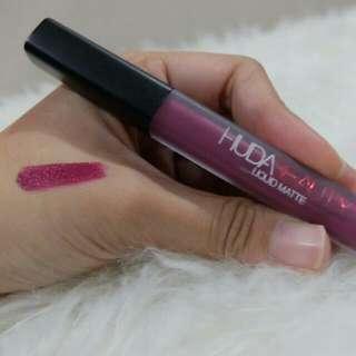 Lipstick Huda Soft Matte