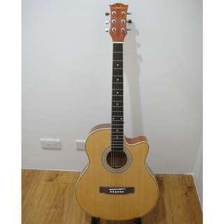 [台北自取][Guitar rental]民謠吉他出租只要 200元起 租金可抵扣本店所有型號吉他