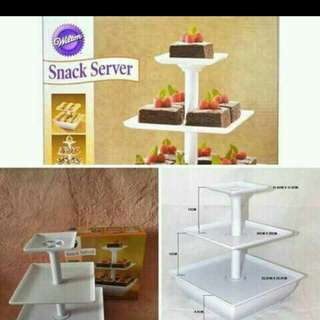 Cupcake And Pastry Stand