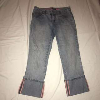 Wills Sport Authentic Denim Jeans Size 8 #THECAFE