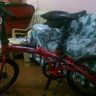 TRINX Folding bike dolphin 2.0