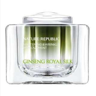 NATURE REPUBLIC Ginseng Royal Silk