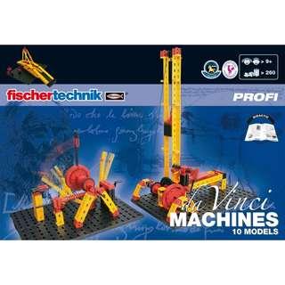 FischerTechnik Da Vinci Machine