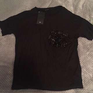 Zara Loose T-Shirt