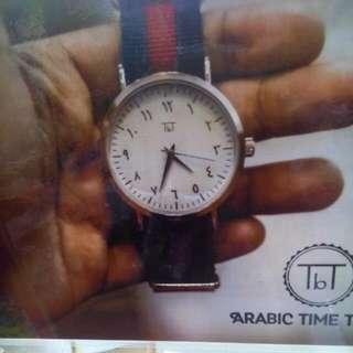 Arabic Time Tellers