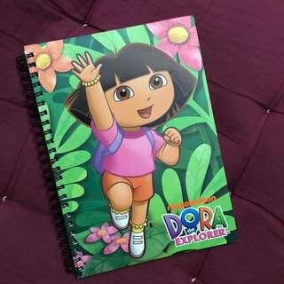 🆕 Dora The Explorer Notebook
