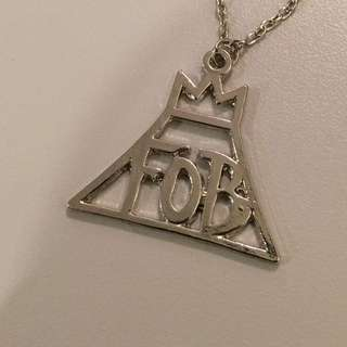 Fall Out Boy Necklace