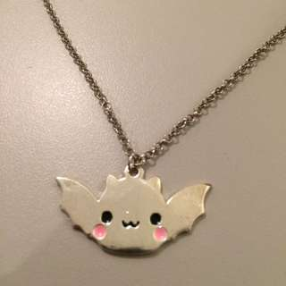 Kawaii Cute Bat Necklace