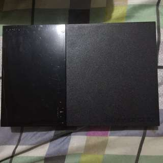 Playstation 2 (PS2) Black