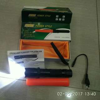 Senter swatt / Stungun SX-1101A - 880000W / POLICE STUNGUN