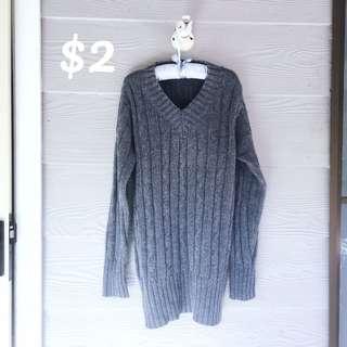 Women's Woollen Jumper Size 12.