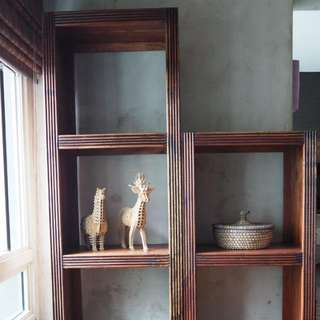 Pinewood Shelves
