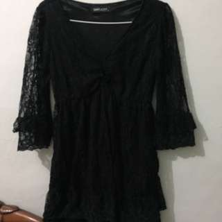Dress Brokat Merk Simplicity