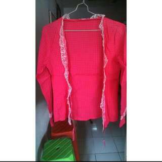 (RE-PRICE) Outer Lace