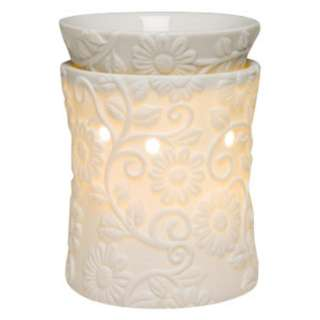 Flower Vine Wax Warmer