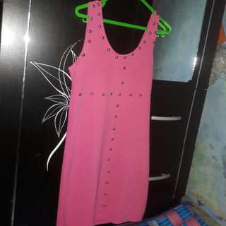 mini dress pinky