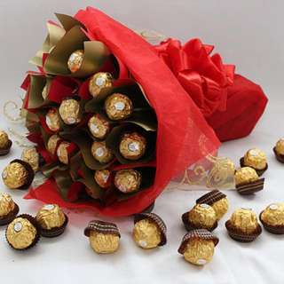 Sophies Ferrero Bouquet