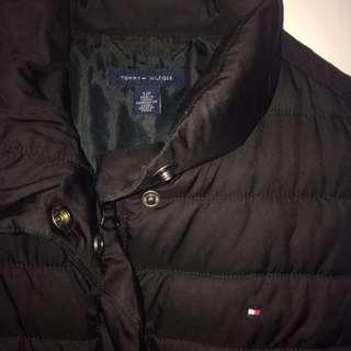 TOMMY HILFIGER black vest