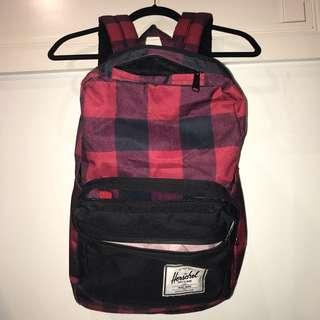 Herschel Pop Quiz Checkered Bag