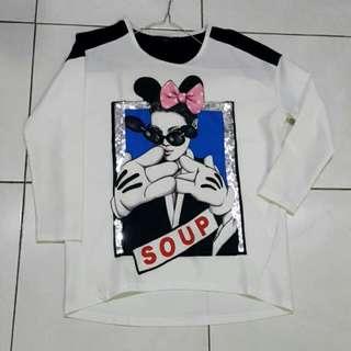 White Shirt Puella