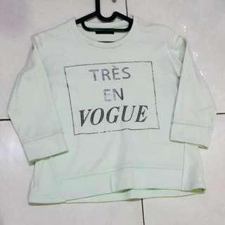 Zara W&B Shirt