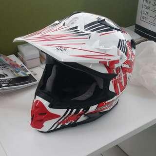 Helmet Fullface Grayfosh