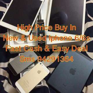 WTB: BUY BACK 6S/7 Plus PLUS USED HIGH PRICE GUARANTEE. Selfcollect $CASH$