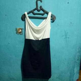 Dress Pendek